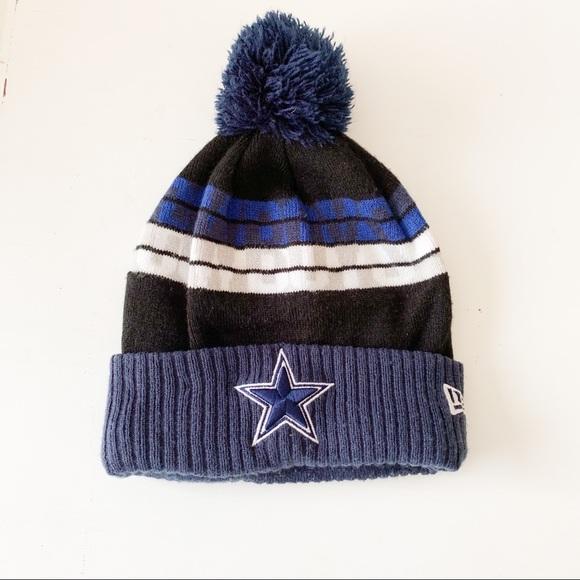 c8607ef30 Dallas Cowboys knit ski hat